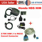 V3102051 HDS HIM Diagnos With Double Board+Z TEK USB11 to RS232 Cable USStock