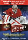2015 16 UPPER DECK SERIES 1 HOCKEY MEGA BOX
