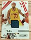 LEBRON JAMES GAME USED JERSEY 2009-10 PANINI ONLY 250 MADE 2009 2010 40,000 PTS