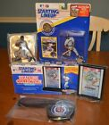 STARTING LINEUP CECIL FIELDER DEAL HEADLINE COLLECTION & 1991 VERSION WITH COIN