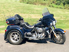 2012 Harley-Davidson Touring  2012 Harley-Davidson Triglide Ultra Classic FLHTCUTG Trike Only 5,297 Miles!!