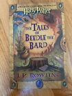 HARRY POTTER  Tales Of Beedle The Bard 1st Edition 1st Print Signed Facsimile