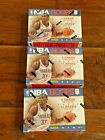 KOBE BRYANT AUTO STEPHEN CURRY AUTOGRAPH KEVIN DURANT 2012-13 HOOPS 3 BOX LOT