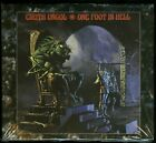 Cirith Ungol One Foot in Hell Cd new Brazil press digipack
