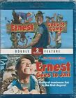 Ernest Goes to Camp Ernest Goes to Jail Blu ray Disc 2011 NEW READ