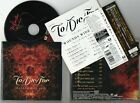 TO/DIE/FOR - Wounds Wide Open - 2006 JAPAN OBI + B/T ** ETERNAL TEARS OF SORROW