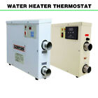 3 11 18KW ELECTRIC Water Heater Swimming Pool SPA Hot Tub Thermostat 220V 240V