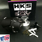 NEW HKS SSQV 2 BLOW OFF VALVE BLACK LIMITED FULL SET (1) 71004-KK001