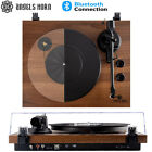 Angels Horn Vintage Record Player Turntable Bluetooth Two Speed 33 1 345 Rpm US