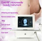 Portable Micro Needle Fractional RF Machine Face Lifting Stretch Marks Removal