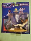 New! Tony Womack 1998 Kenner Starting Lineup Extended Series!