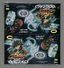 Yu Gi Oh 5DS Dog Tags Unopened Box Collectible Dog Tags
