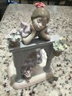 Lladro  A Perfect Day Porcelain Figurine Spain Very Rare Retail New $740