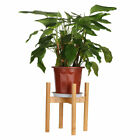 Indoor Wood Plant  Flower Pot Container Rack Display Stand Bonsai Frame Holder