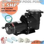 15HP InGround Swimming Pool Pump Motor Strainer Generic Hayward Replacemen