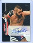 2020 Topps UFC MMA Cards 38