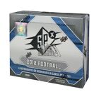 2012 Upper Deck SPx Football Hobby Box - Russell Wilson RC