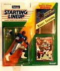 NEW - Starting Lineup Headline Collection Barry Sanders/Detroit Lions 1992