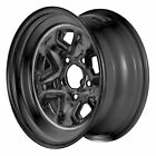 Reconditioned 15X7 Black Steel Wheel 1989 1993 Chevrolet S10 Pickup 560 01317