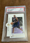 Vince Carter Cards and Autographed Memorabilia Guide 28