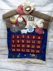 New Nativity Scene Jesus Wise Men Angel Christmas Advent Calendar Countdown