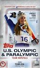 2018 TOPPS US OLYMPICS & PARALYMPIC HOPEFULS HOBBY 12 BOX CASE