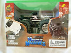 ACTION MUSCLE MACHINES 1 43 3 DALE EARNHARDT CHEVY SILVERADO MONSTER TRUCK