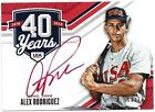 Alex Rodriguez Cards and Memorabilia Guide 21