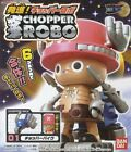 ONE PIECE TAKE OFF CHOPPER ROBO MODEL KIT BANDAI COLLECTION 6 PARTS
