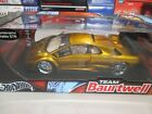 2003 Lamborghini Diablo GTR Whips Hot Wheels Metal Collection 118 Scale