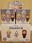 FUNKO Disney Frozen 2 Mystery Minis Full Case Untouched Factory Sealed W Display