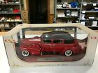 1938 Cadillac V16 Fleetwood 118 Red New in Unopened Box Signature Series
