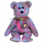 TY Beanie Baby - CLUBBY 7 the Rainbow Bear (8.5 inch) - MWMTs Stuffed Animal Toy