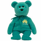 TY Beanie Baby - DOWN UNDER the Australia Bear (Asia-Pacific Excl) (8.5 inch)