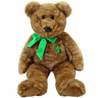 TY Beanie Buddy - BILLIONAIRE the Bear (14 inch) - MWMTs Stuffed Animal Toy