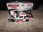 1 24 REED SORENSON 39 DISCOUNT TIRE AUTOGRAPHED 2005 ACTION NASCAR DIECAST