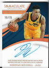 2017-18 Panini Immaculate Collection Basketball Cards 12