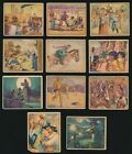 1949 Bowman Wild West Trading Cards 16