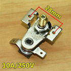 For Auone 901b-r Mechanical Temperature Control Switch 10a16a 250vac Adjustable