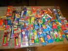 (58) Lot PEZ Candy Dispenser JOKER DC MARVEL SPIDERMAN SIMPSONS DISNEY HALLOWEEN
