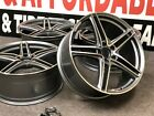 20 MERCEDES BENZ S550 STYLE WHEELS RIMS AMG STAGGERED NEW SET OF 4