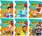 Pee-Wee's Playhouse Complete Set (6) ReAction Figures by Super7
