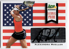 2013 Ace Authentic Signature Series Tennis Cards 19