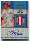 20 Jaw-Dropping 2012 Topps Triple Threads Baseball Hits 34