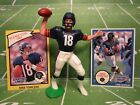 1990  MIKE TOMCZAK Starting Lineup Football Figure & Cards - CHICAGO BEARS
