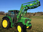 John Deere Premium Tractor 631 Loader C W 6600h 105hp Air Seat Heated
