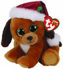 TY BEANIE BABIES BOOS HOWLIDAYS DOG CHRISTMAS 2020 PLUSH SOFT TOY NEW WITH TAGS
