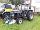 Leyland 270 Tractor Runs Great Not Nuffield Fordson