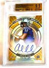 2012 TOPPS FINEST ANDREW LUCK GOLD ATOMIC 25 AUTO AUTOGRAPH RC ROOKIE BGS 9.5 10