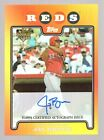 Jay Bruce Cards, Rookie Cards and Autographed Memorabilia Guide 15